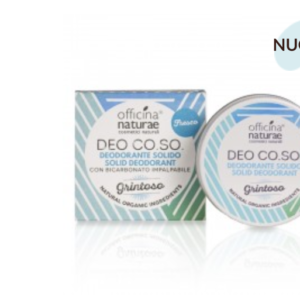 "Deodorante solido ""Grintoso"" Officina Naturae"