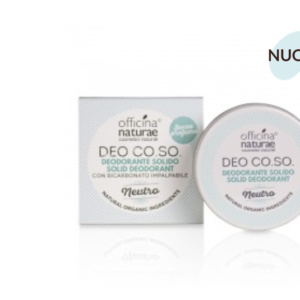"Deodorante solido ""neutro"" Officina Naturae"
