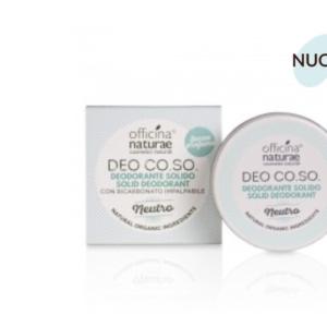 "Deodorante solido ""neutro"" Officina Naturae"