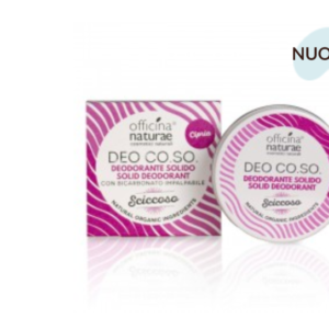 """Deodorante solido """"sciccoso"""" Officina Naturae"""