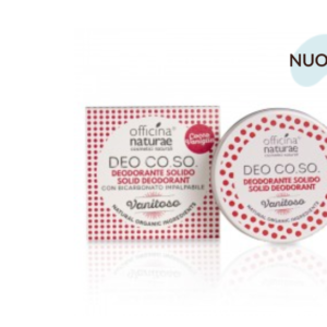 "Deodorante solido ""vanitoso""  Officina Naturae"